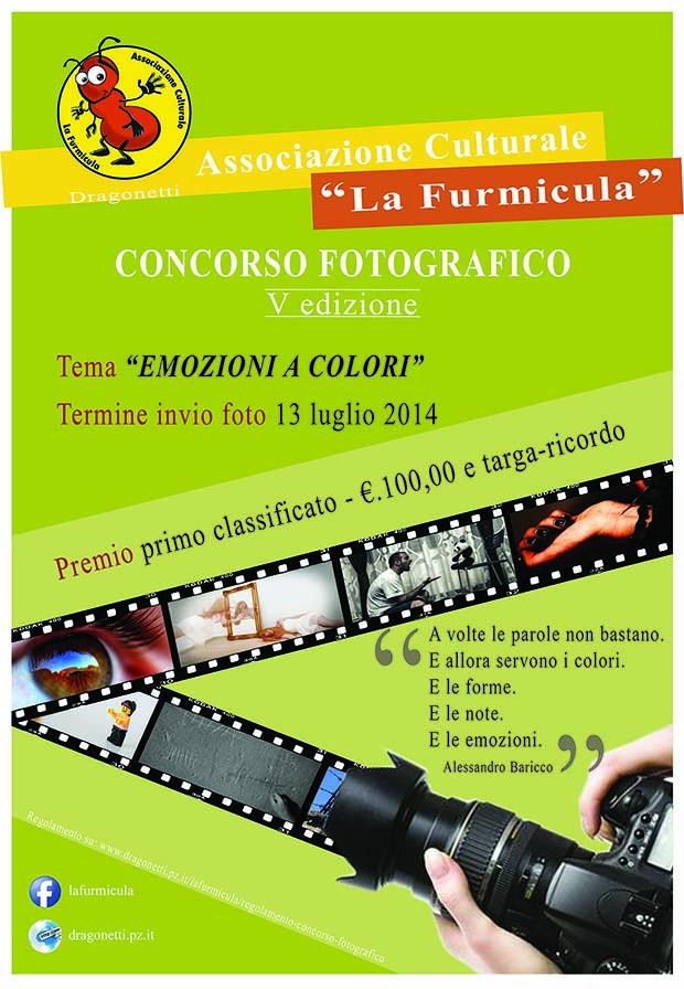 V concorso fotografico la furmicula 2014