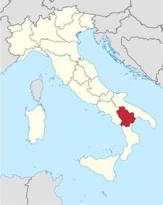 Basilicata in Italia