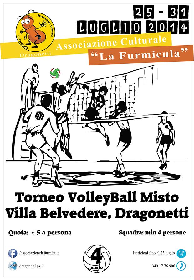 Dragonetti Volleyball 2014