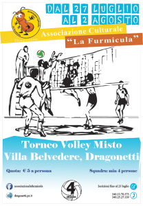 Torneo di Volley 2015