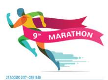 2017 maratona di Dragonetti 8km